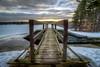 Spring Thaw 3 - Ashland State Park - Tom Sloan