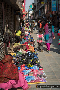 Local street stalls