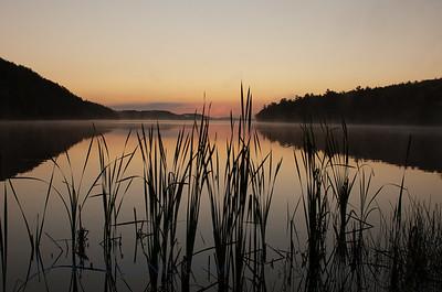 Teal Lake dawn