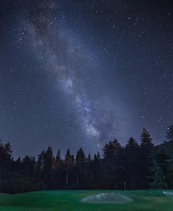 Milky Way in Boulder Creek