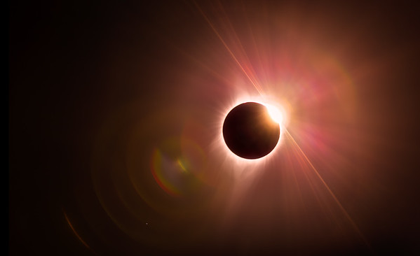 Dawn of the Ring - Solar Eclipse