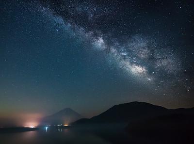 Motosuko Milky Way