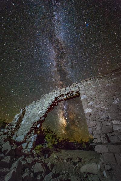 Window to the Milky Way