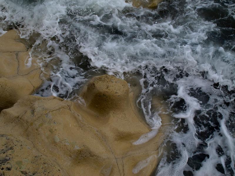 Beach erosion, Cyprus