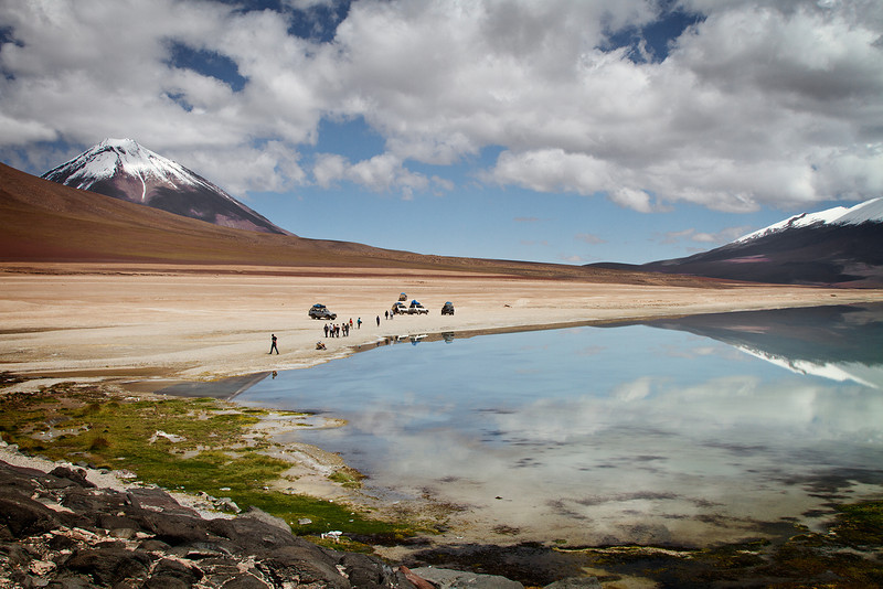 Laguana Blanca, Bolivia