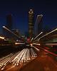 Atlanta Skyline Zoom Burst
