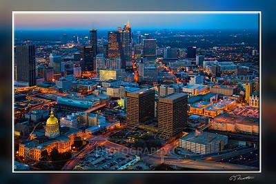 Atlanta Capital (Note: Ratio is 4 X 6 or 16 X 24 print)