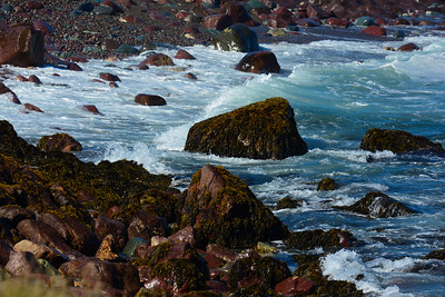 Seascape, Alan Island