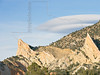 Lenticular Cloud,<br /> Seen from Cottonwood Canyon Road, Utah