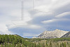 Extensive Lenticular Cloud Formation,<br /> Kananaskis Country, Alberta, Canada