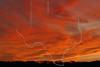 Sunset Clouds,<br /> Sugar Land, Texas
