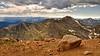 Mount Evans - Southwest View.
