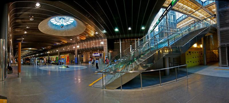 Britomart Station, Auckland