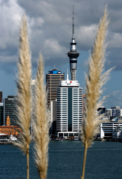 Auckland through Toetoe.