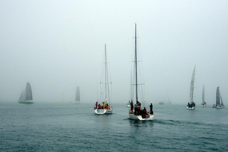 Navigating The Fog