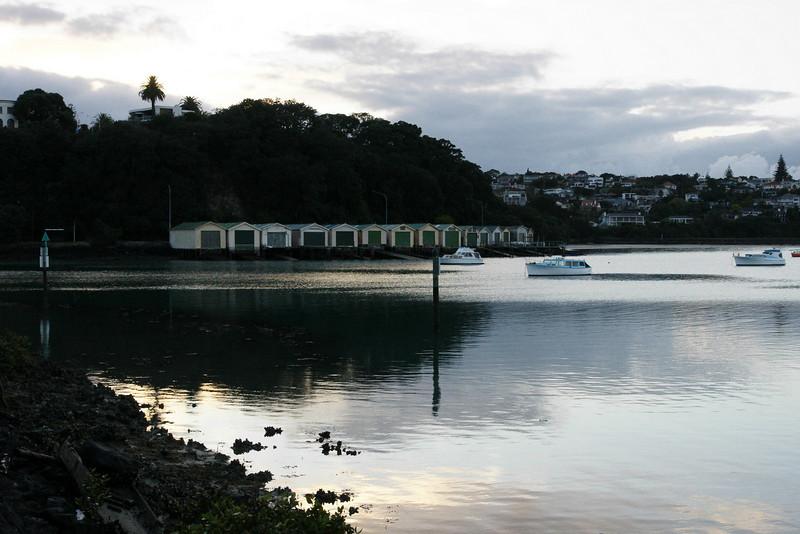 Boat Sheds, Auckland