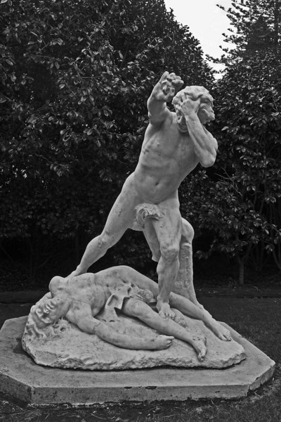 Cain and Abel, Auckland Domain.