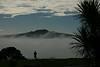 Rangitoto Misty Morning