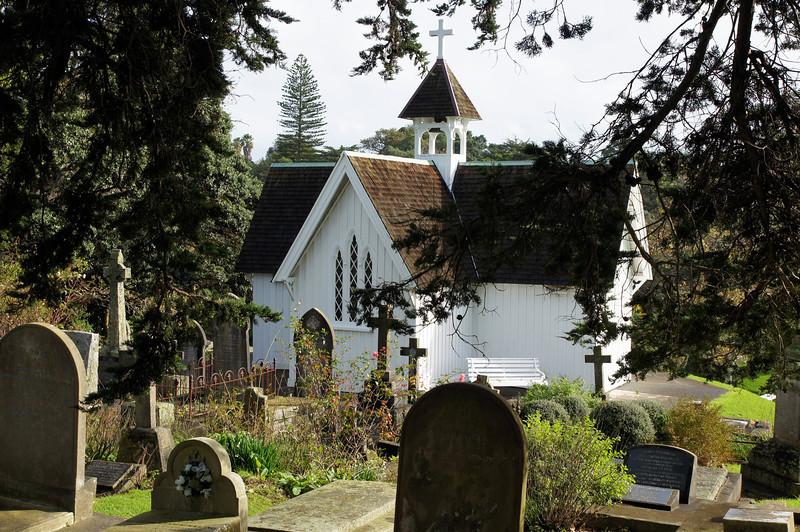 St. Stephen's Chapel, Parnell.
