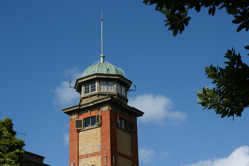 Old Auckland Fire Station Lookout Tower.