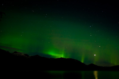AURORA BOREALIS Prince William Sound]