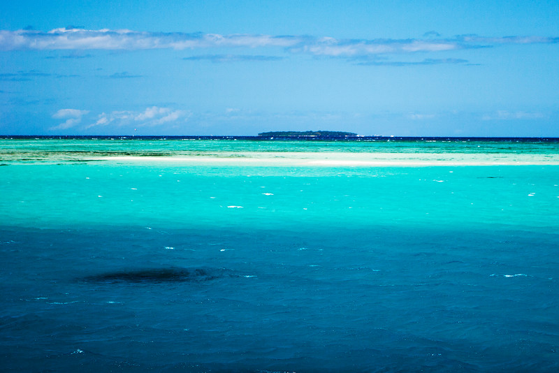 Upolu Cay in the Great Barrier Reef World Heritage Area