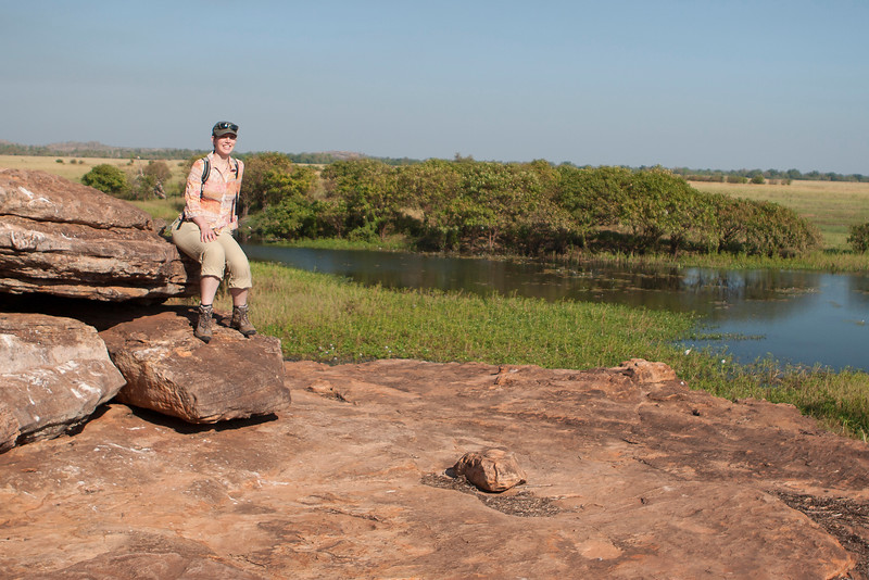 The sitting place - Arnhem Land