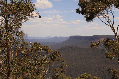 Blue Mountains, general scene