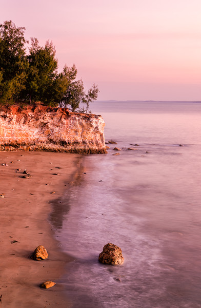 Pink East Point Evening