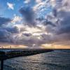 God Rays Over Glenelg