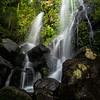 Underneath Chalahn Falls