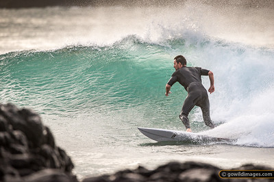 Surfing Rocks