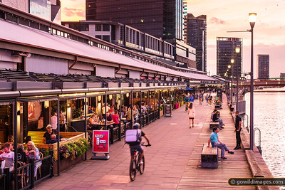 South Wharf Summer
