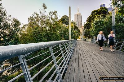 Birrarung Bridge
