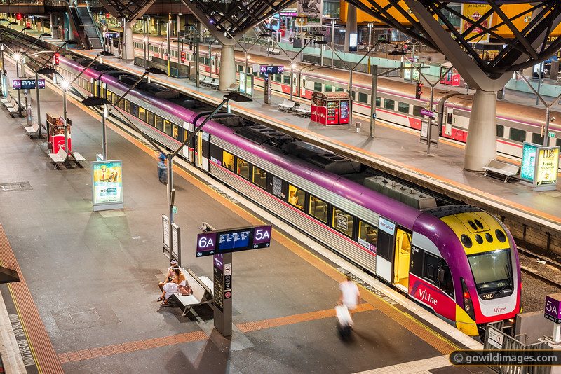 End of the VLine