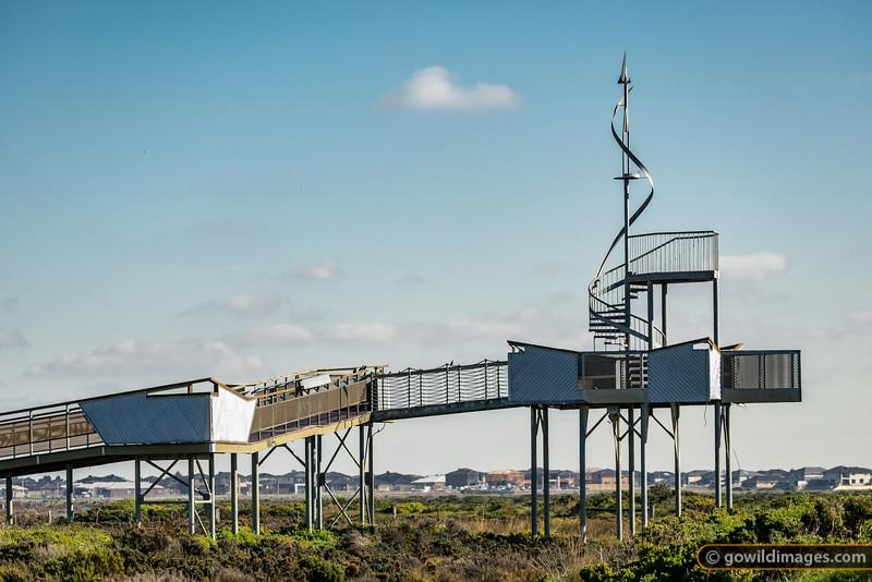 Cheetham Wetlands Tower