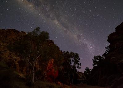 Milky Way at Emily Gap