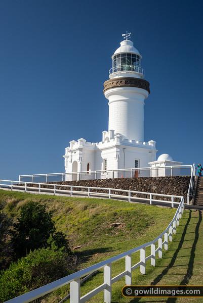 Cape Byron Bay lighthouse