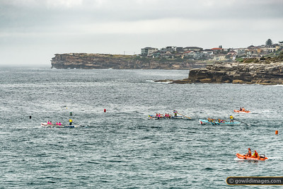 Surf Boat Racing