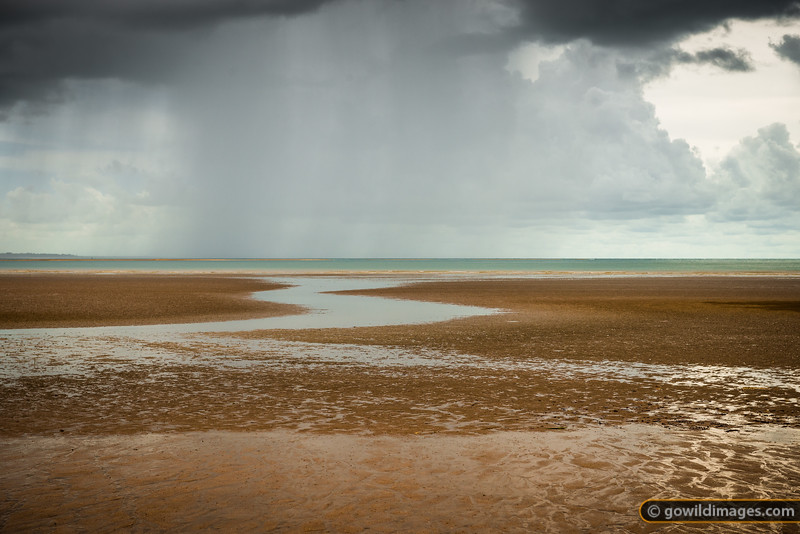 Wet season storm, Mindil Beach, Darwin, NT