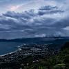 Wollongong's Wall of Cloud