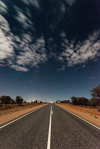 Night Photos Stuart Highway