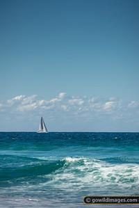 Blue Sky Sailing