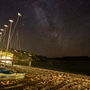 Catamarans Under the Stars