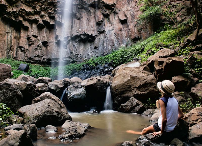 The Waterfall Watcher