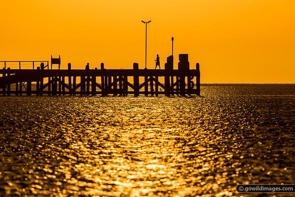 Cape Jaffa Pier