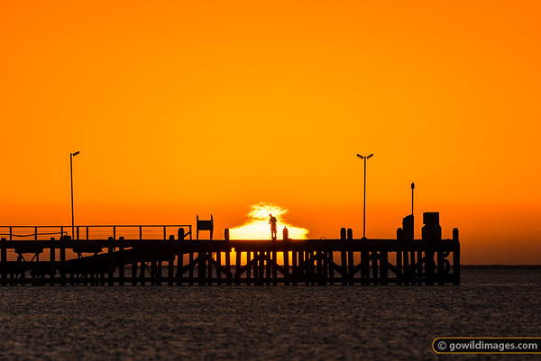 Cape Jaffa Sundown