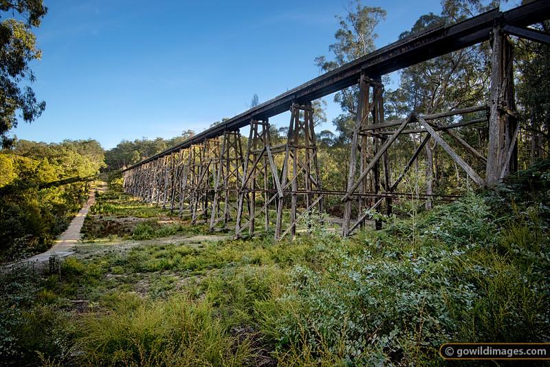 Stony Creek Trestle Bridge