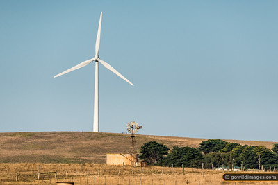 Harnessing Wind