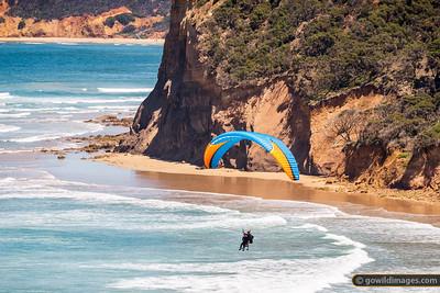 Southside Beach Paragliding